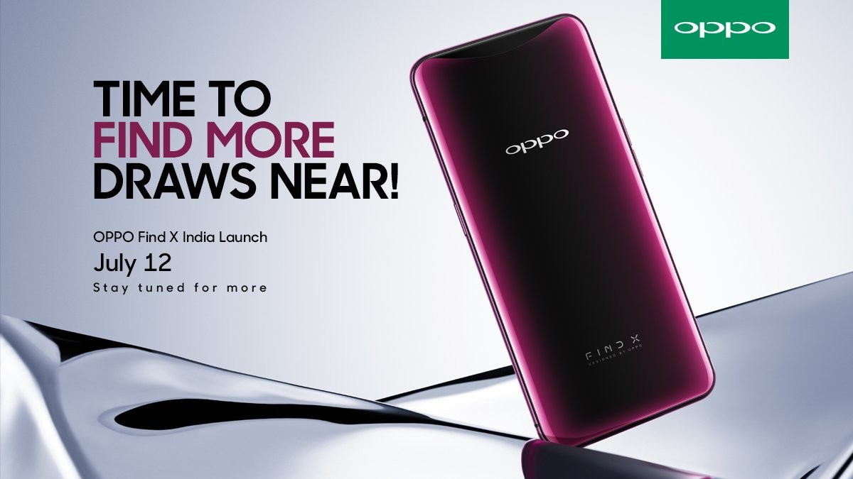 OPPO Launches the OPPO Find X