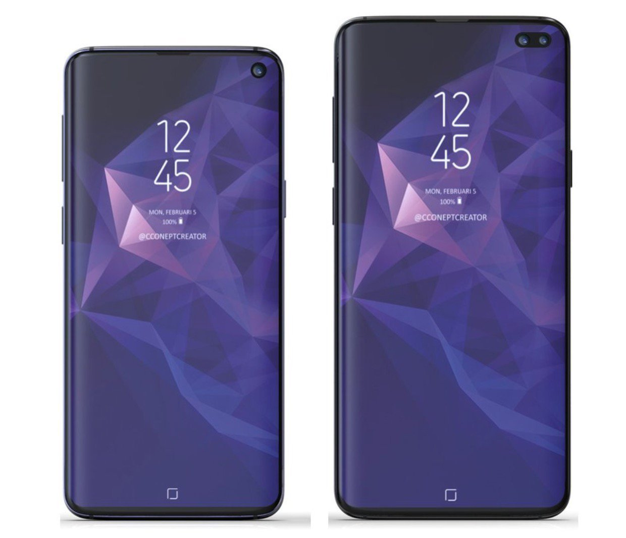 Samsung Galaxy S10, Galaxy S10 Lite, Galaxy S10+ Cases, Protective Film, Battery Specifications Leaked