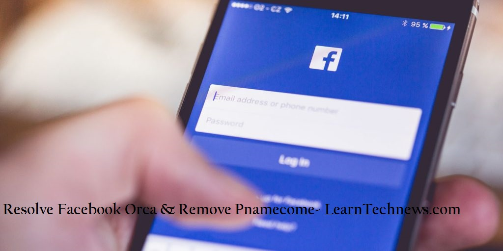 Resolve Facebook Orca & Remove Pnamecome