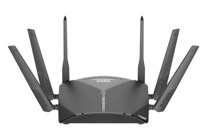 D-Link partners with McAfee on new line of Exo 802.11ac Wi-Fi mesh routers