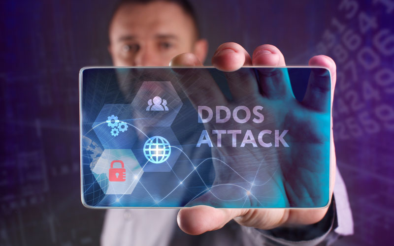 Different Types of DDoS Attacks & Their Prevention and Mitigation Strategy