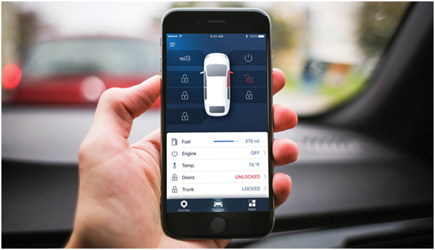 5 Phone Apps That Enable You to Control Your Car