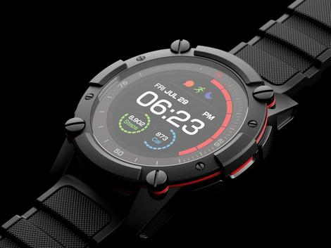 CES 2019: No batteries required; Matrix PowerWatch 2 is powered by the sun and your body heat
