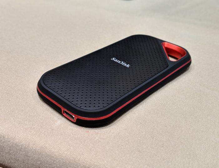 SanDisk's Extreme Pro portable SSD is so fast you can edit video on it