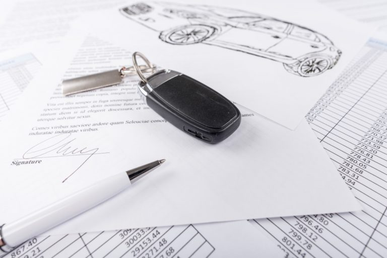 The Paperwork You'll Need to Buy a Private Car