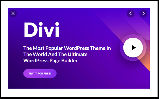 Why you should choose Visually Stunning Divi WordPress theme?