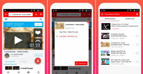 5 useful video downloading apps on the internet