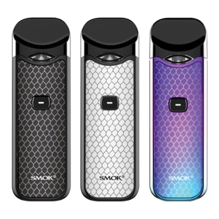 Probing Into The Features And Specifications Of The Smok Nord Pods Kit