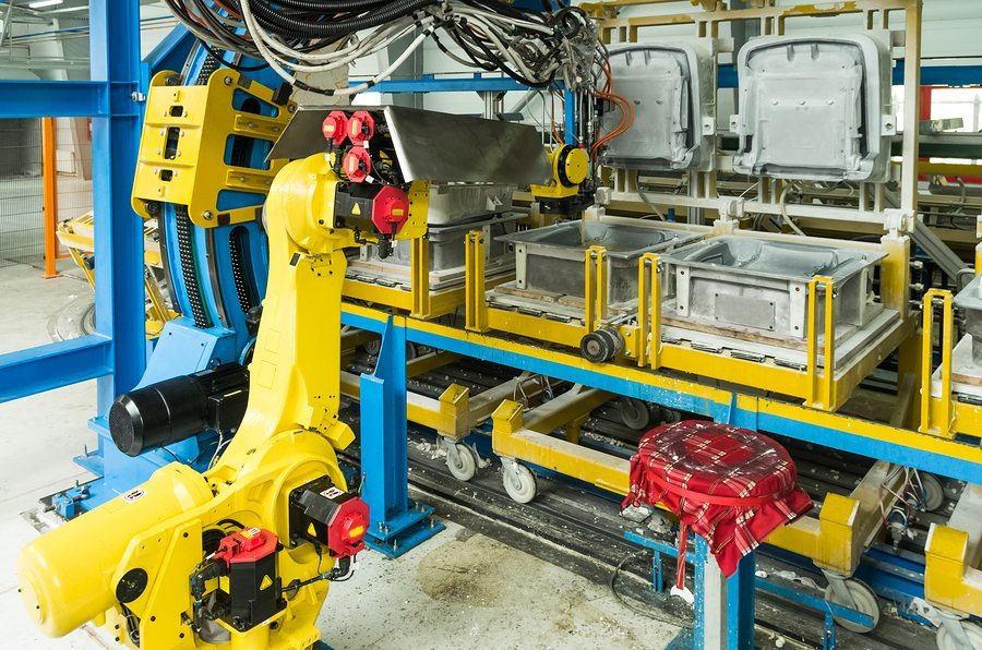 The future for Injection Molding Robots
