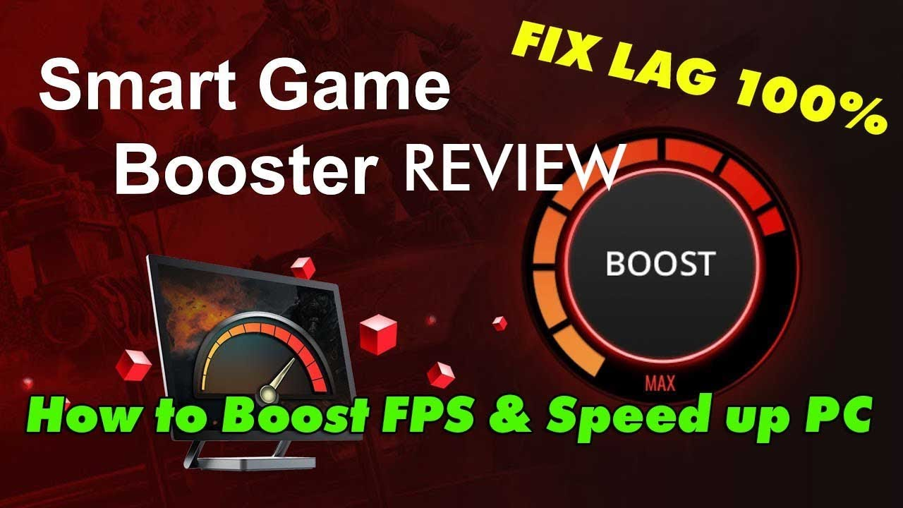 Smart Game Booster-Now Play Games Faster and Smoother