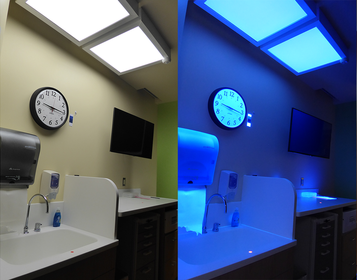 Role of UV Lighting in Healthcare